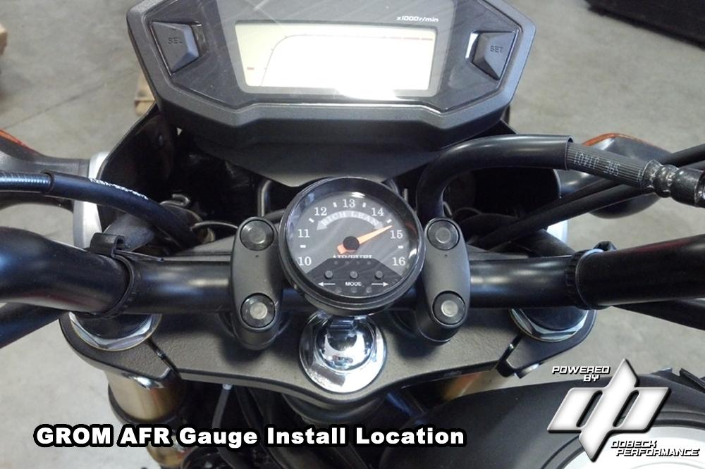 AFR+ - Air/Fuel Ratio gauge plus EFI controller  #1 Fuel trimming